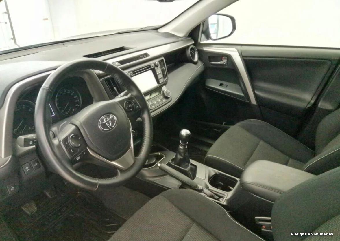 Toyota RAV4 Comfort Plus