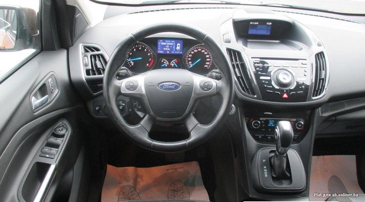 Ford Kuga Titanuim