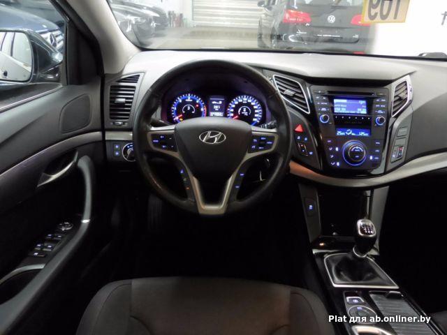Hyundai i40 1.7CRDi 115PK Lounge Pack