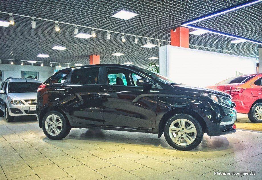 ВАЗ (Lada) XRAY Luxe  Prestige