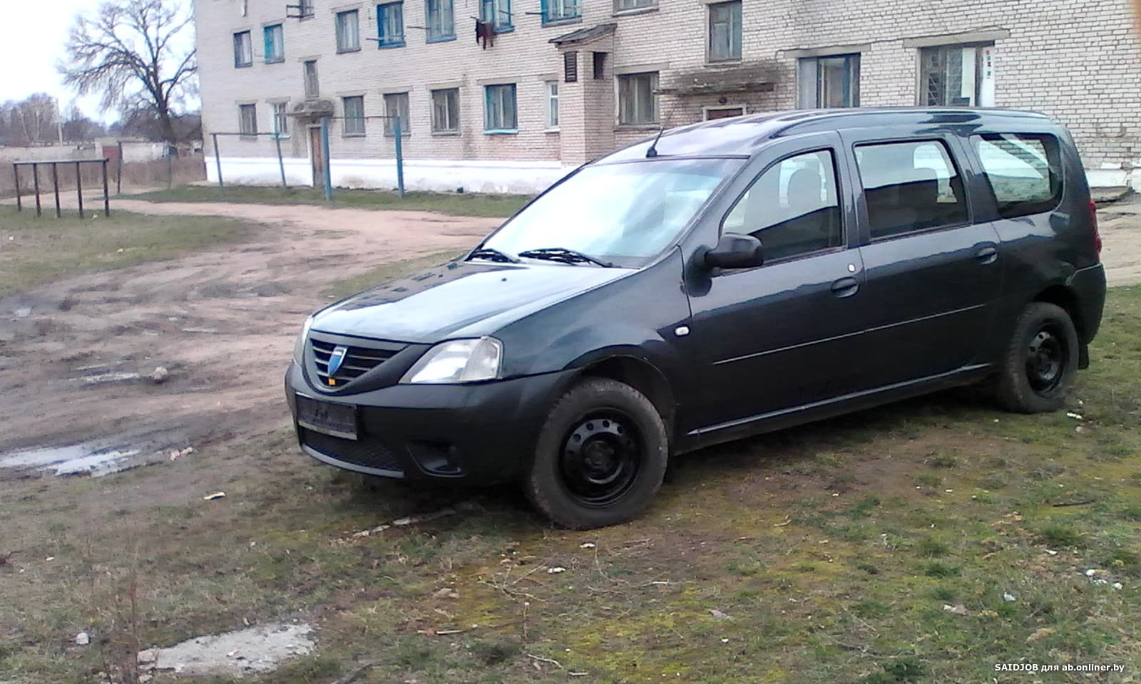 Dacia Logan mpi
