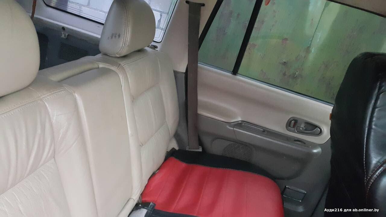 Mitsubishi Montero Спорт