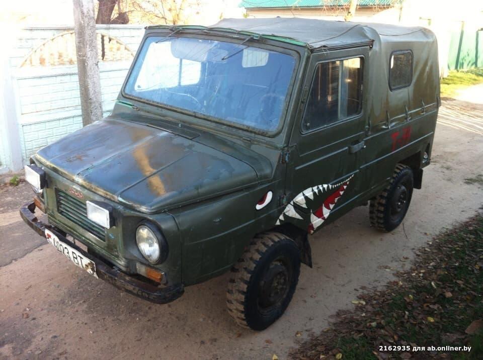 ЛуАЗ 969 WRC
