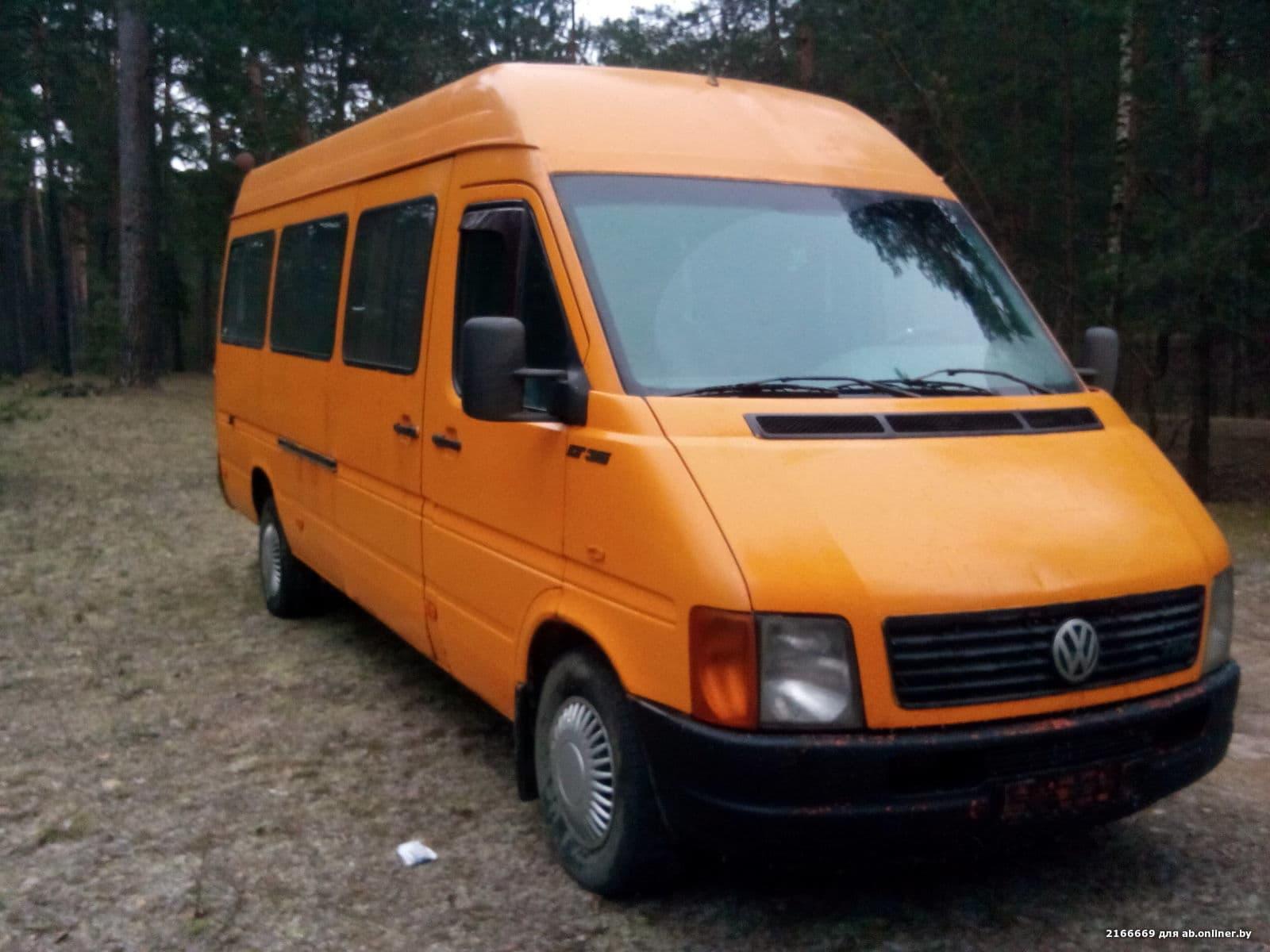 Volkswagen LT 35 MAXI 2.5 TDI 75KVT