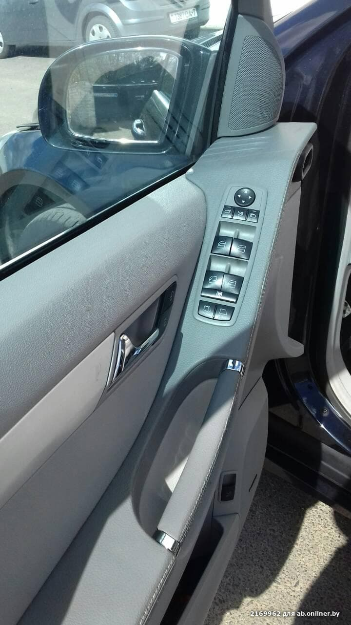 Mercedes R350 Long, Premium