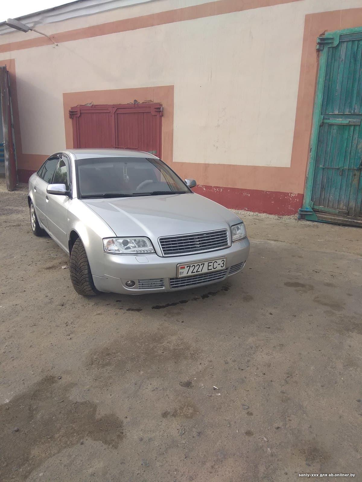 Audi A6 AYM