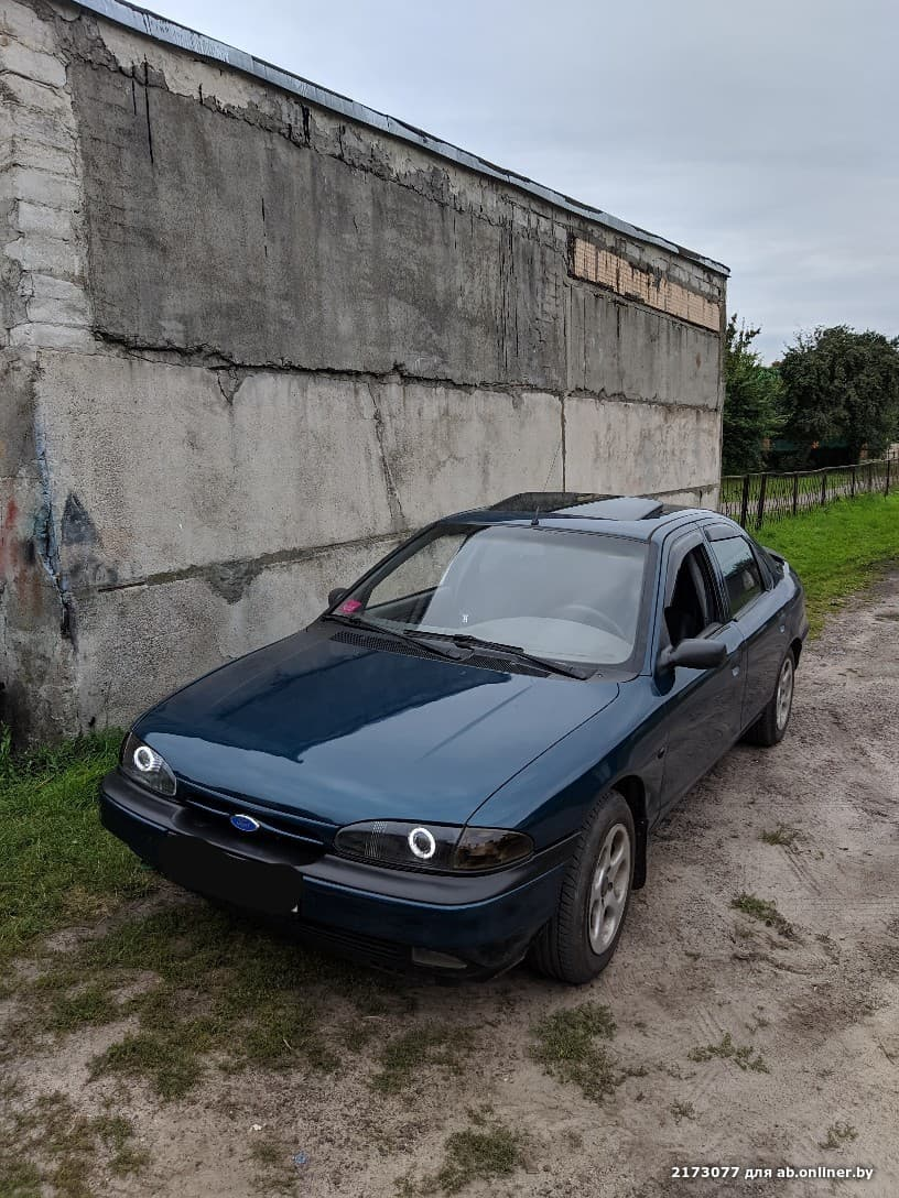 Ford Mondeo GLX