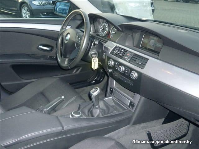 BMW 525 LCI