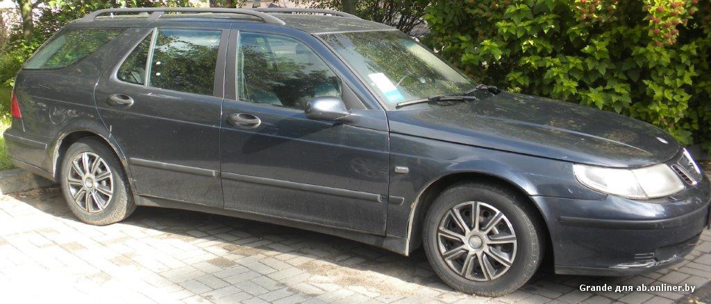 Saab 9 - 5 aero wagon