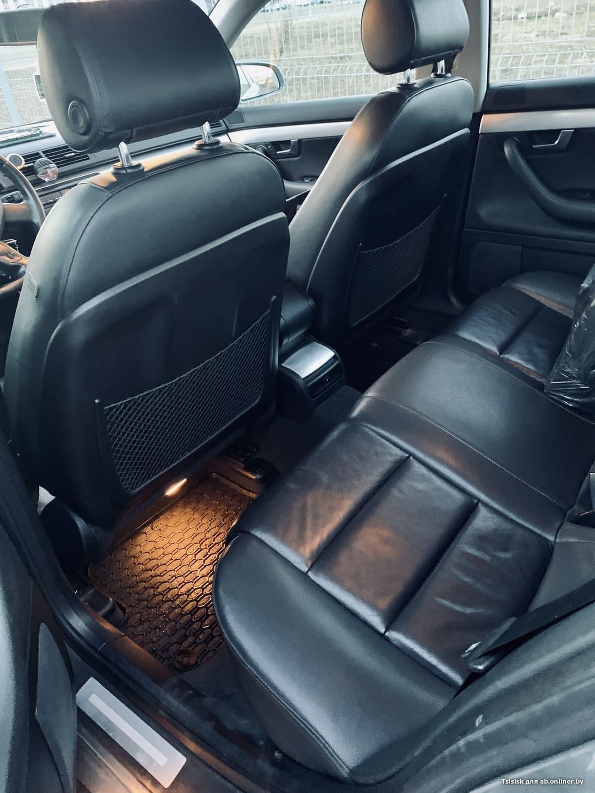 Audi A4 2.0 S-Line Quattro