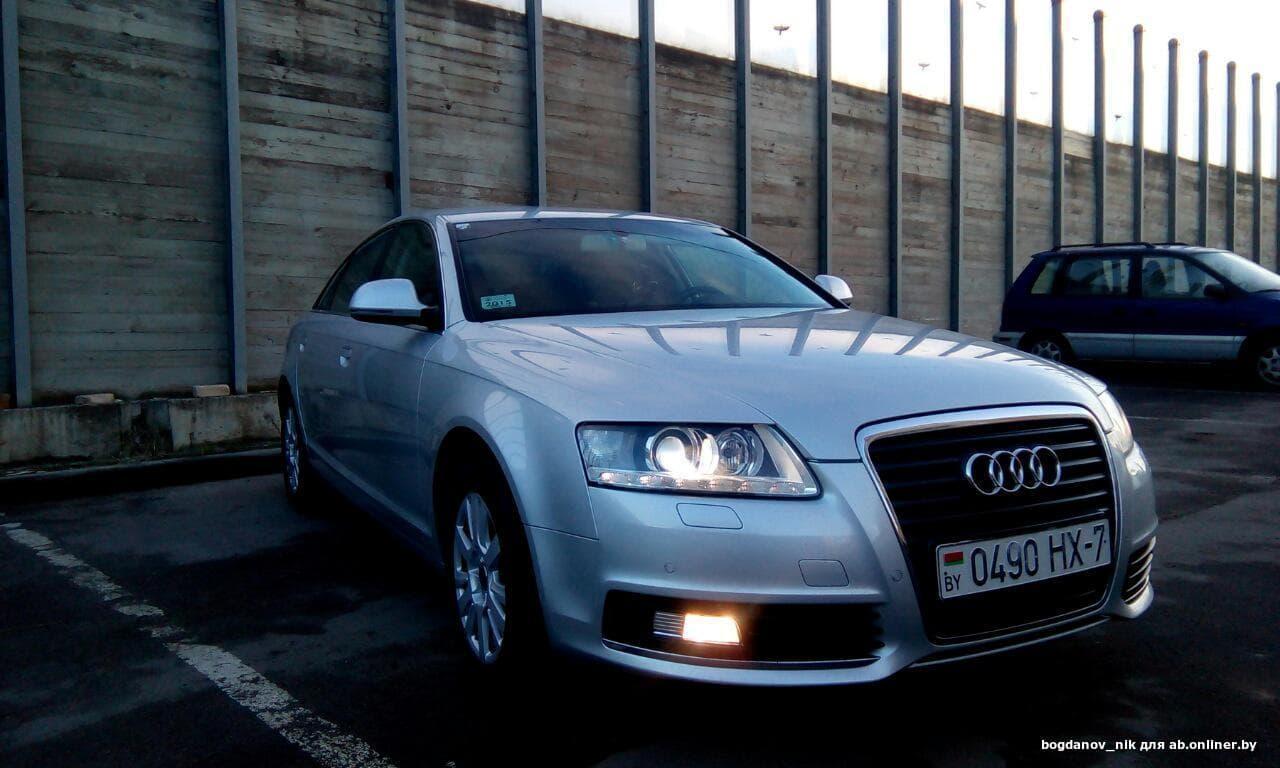 Audi A6 170 P/S