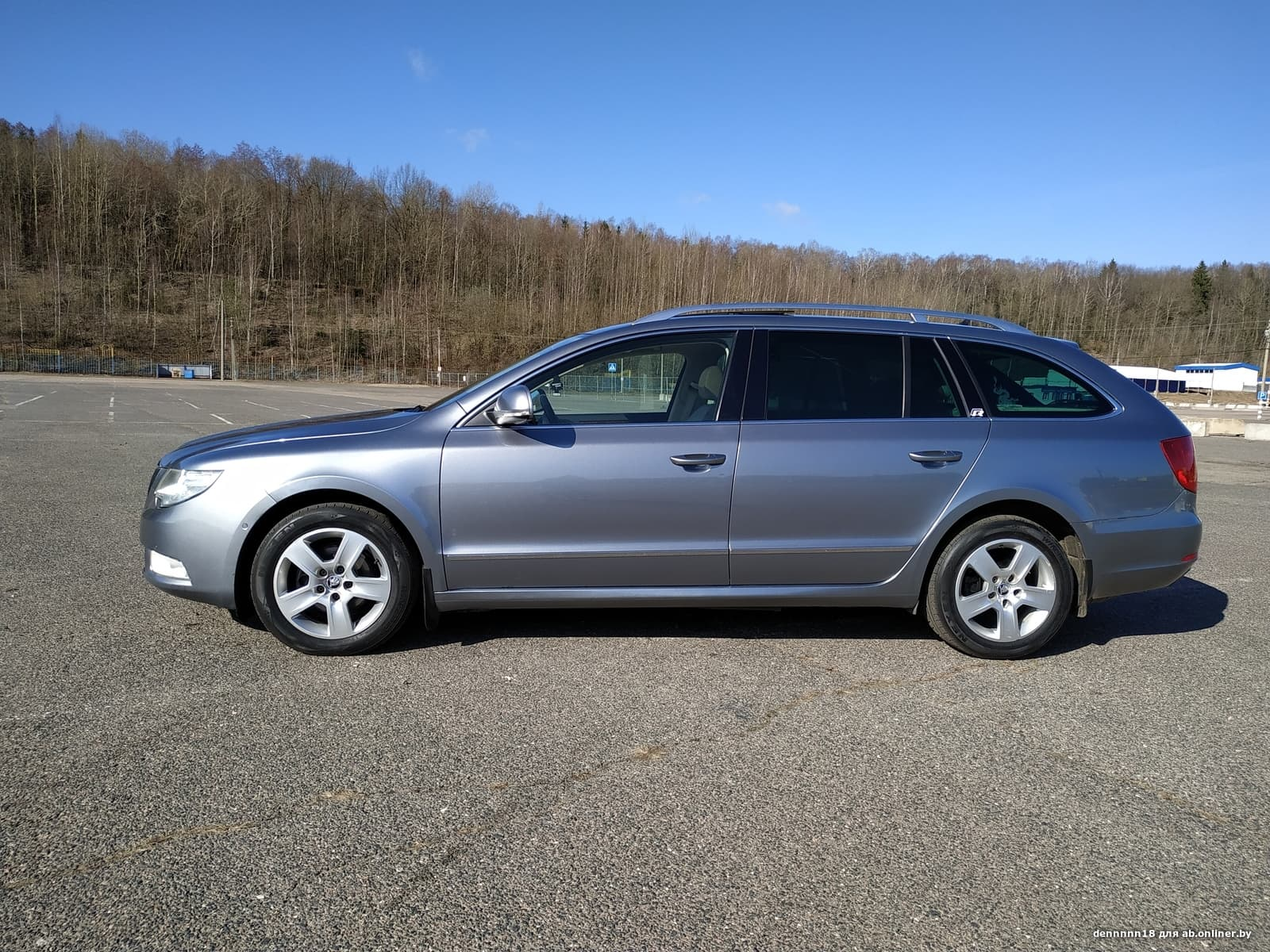 Skoda Superb 1.6Tdi