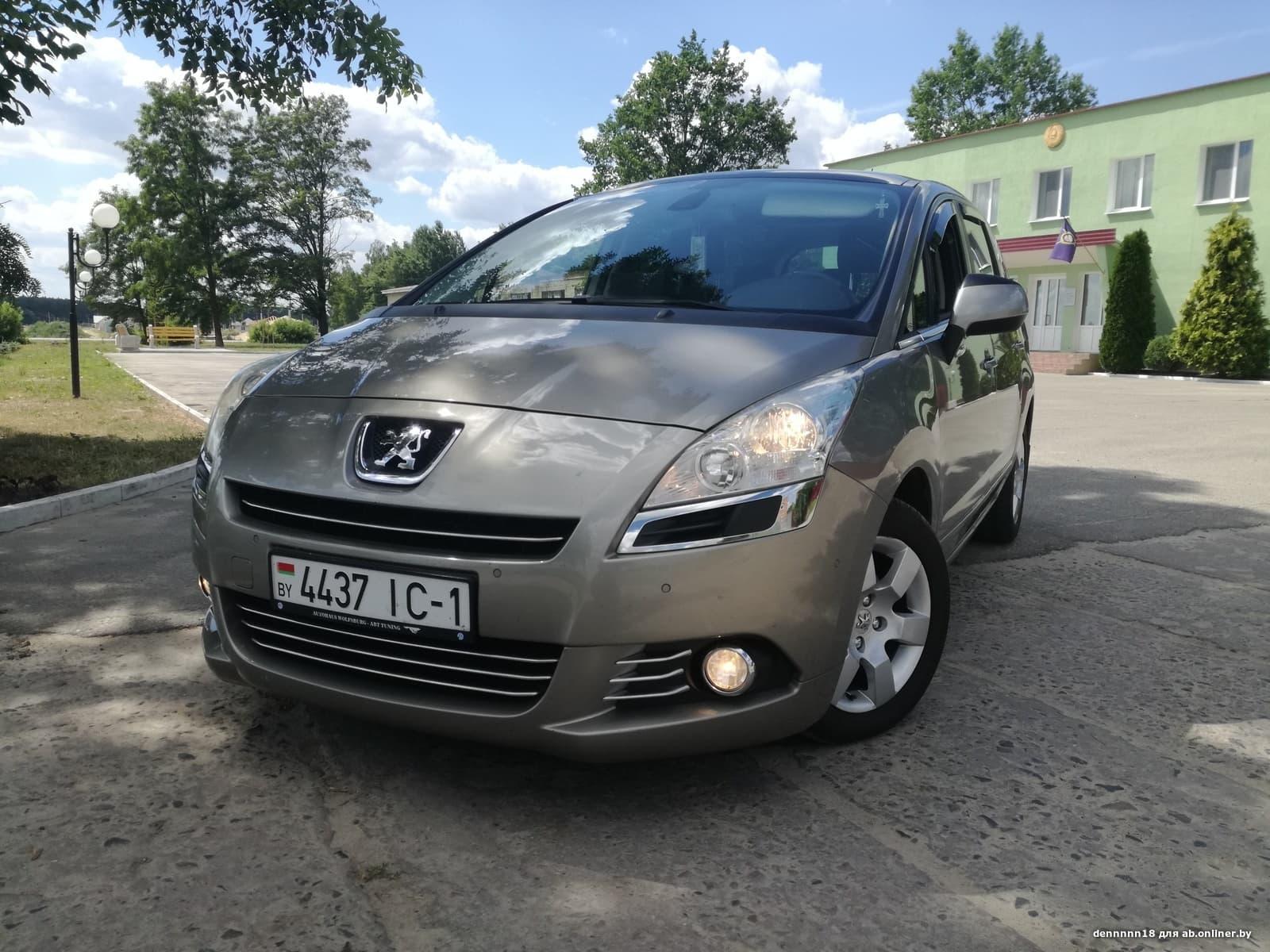Peugeot 5008 1.6 HPi