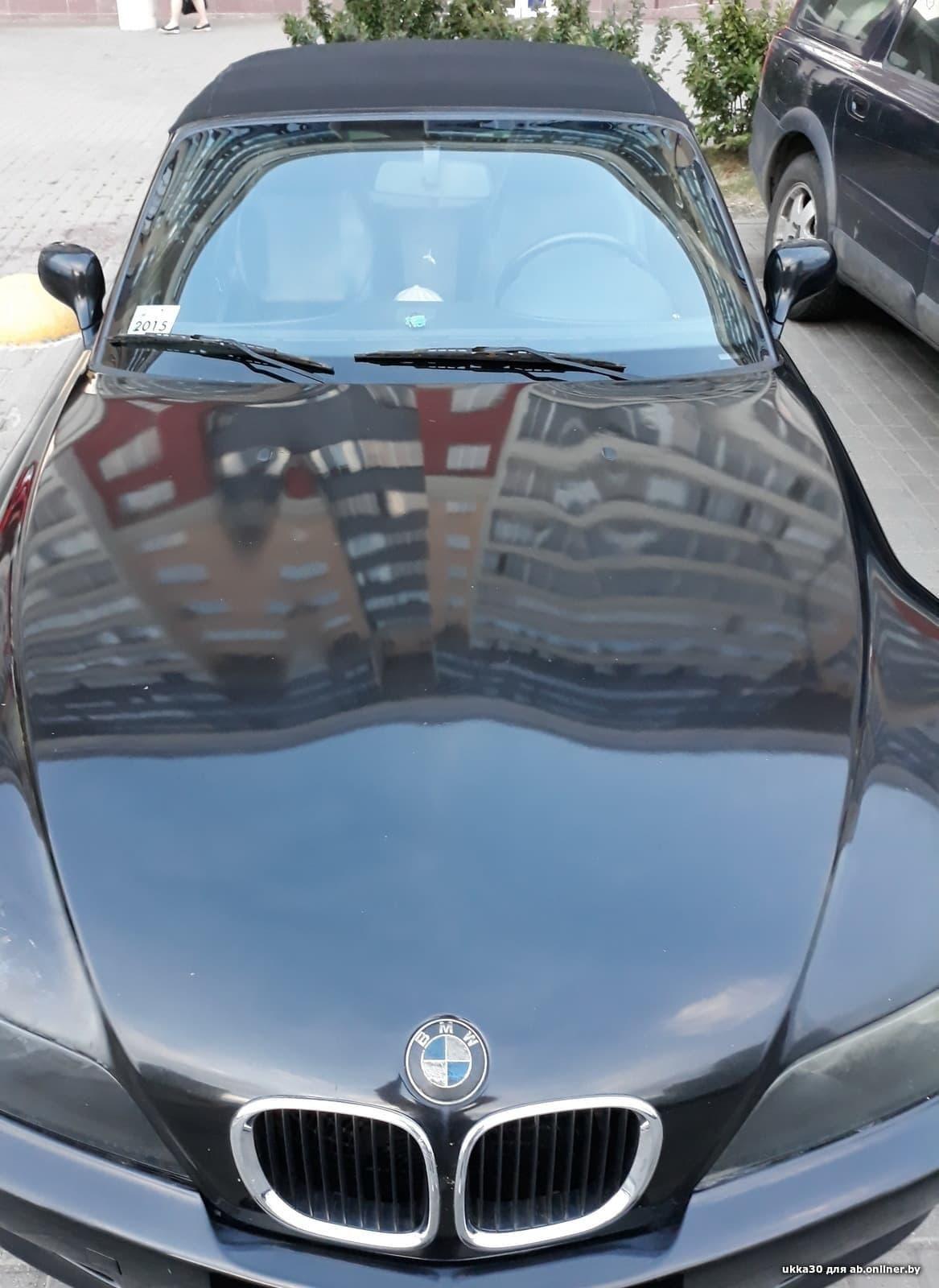 BMW Z3 КАБРИОЛЕТ