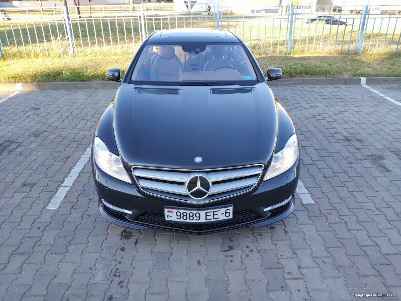 Mercedes-Benz CL500