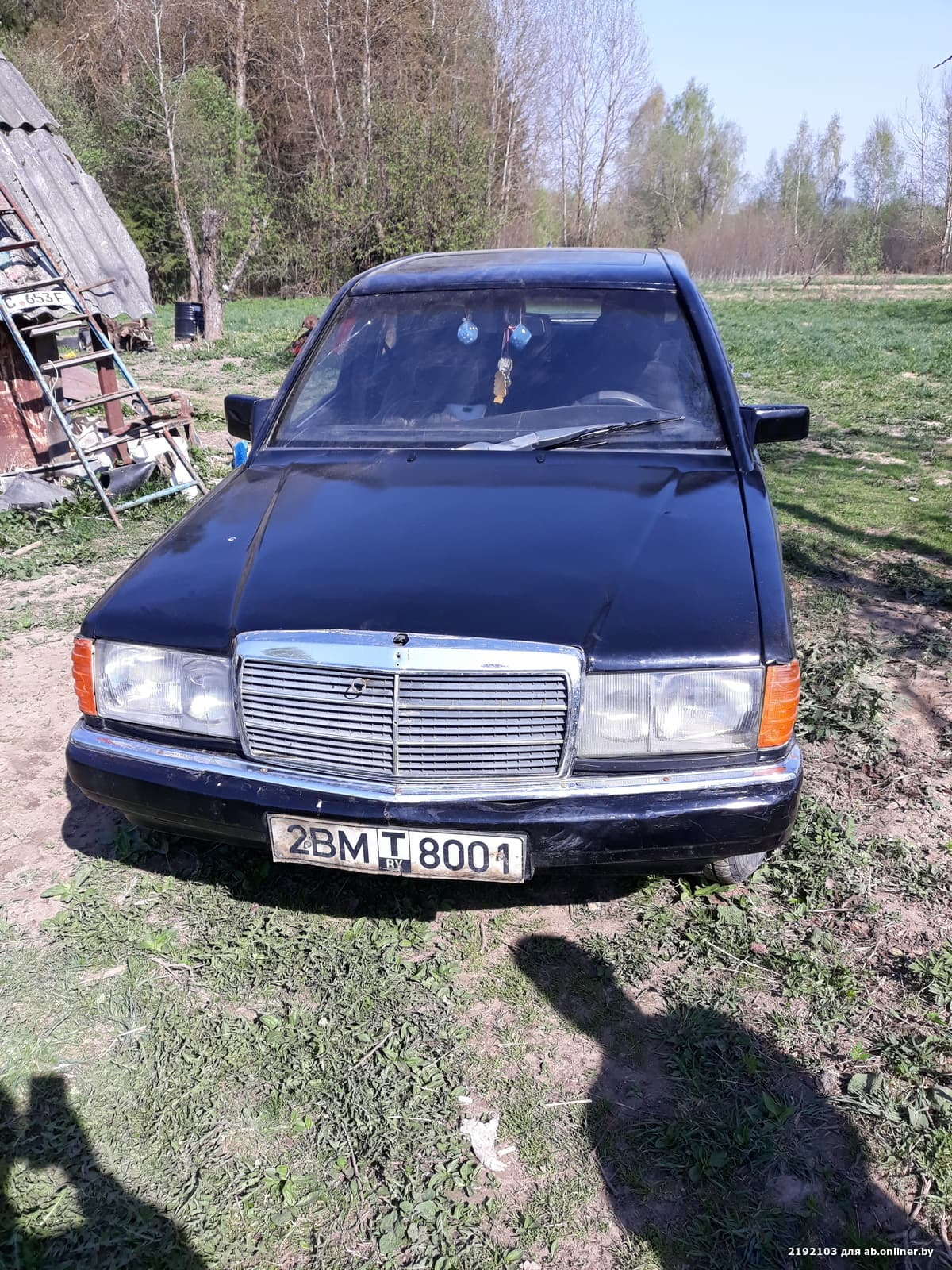Mercedes-Benz 190 Е