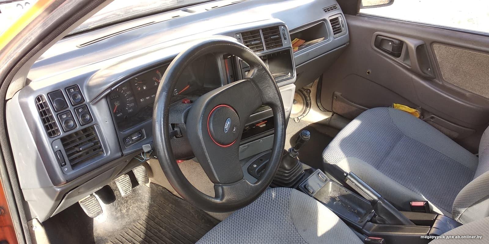 Ford Sierra 2.0dohc