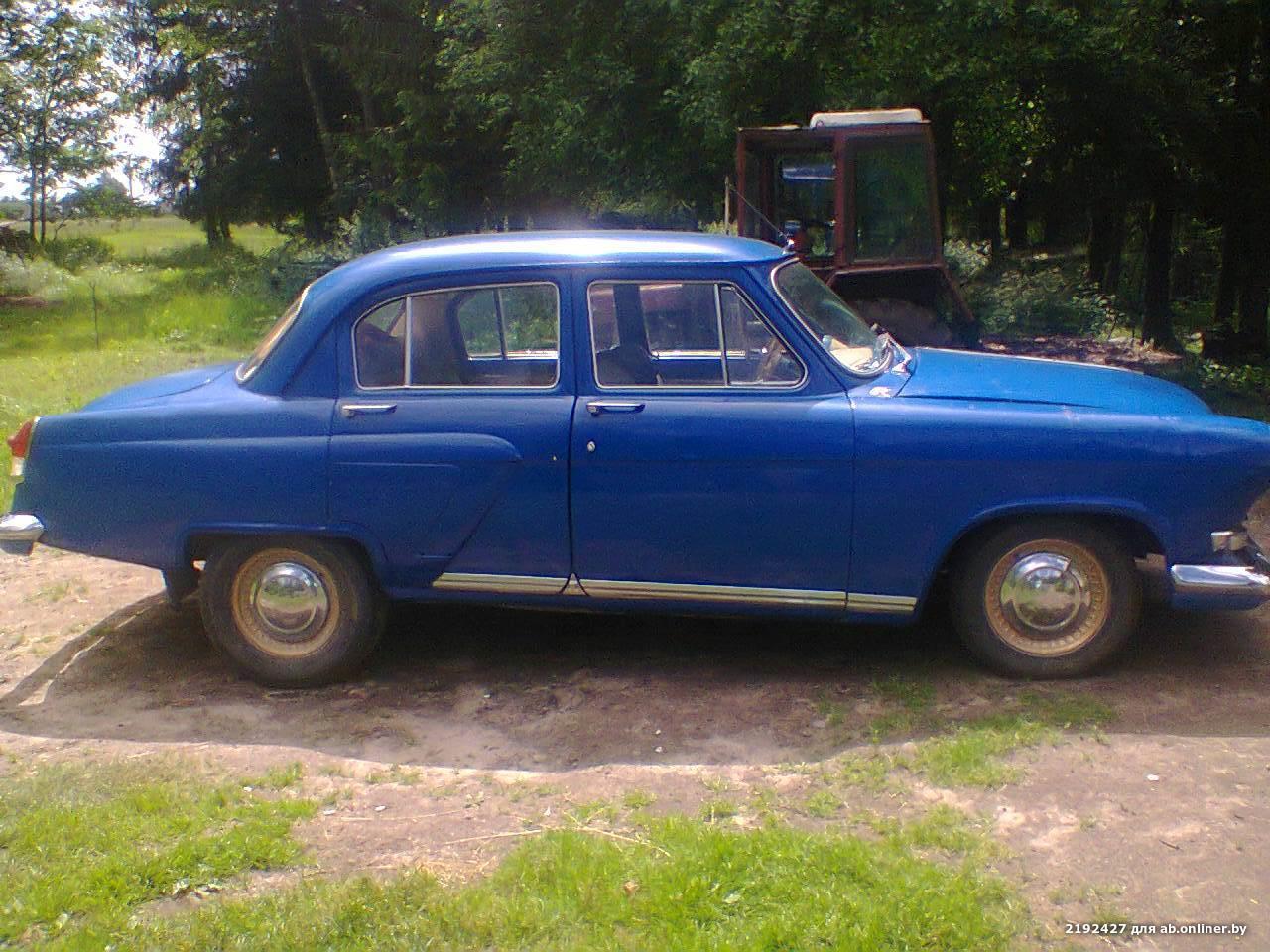 ГАЗ 21 М-л