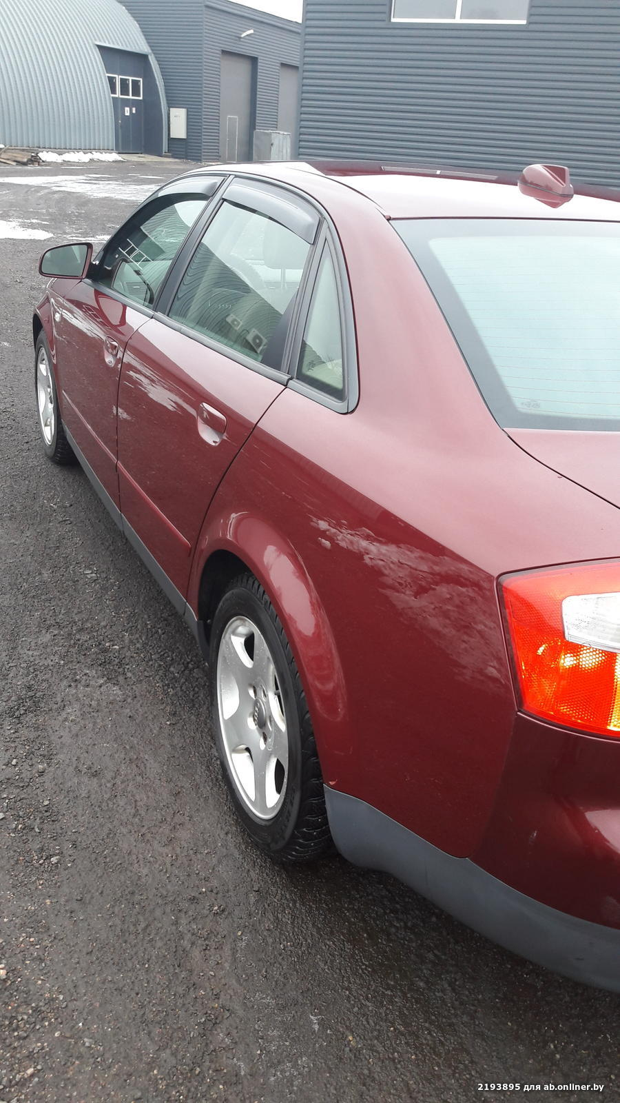 Audi A4 Б6