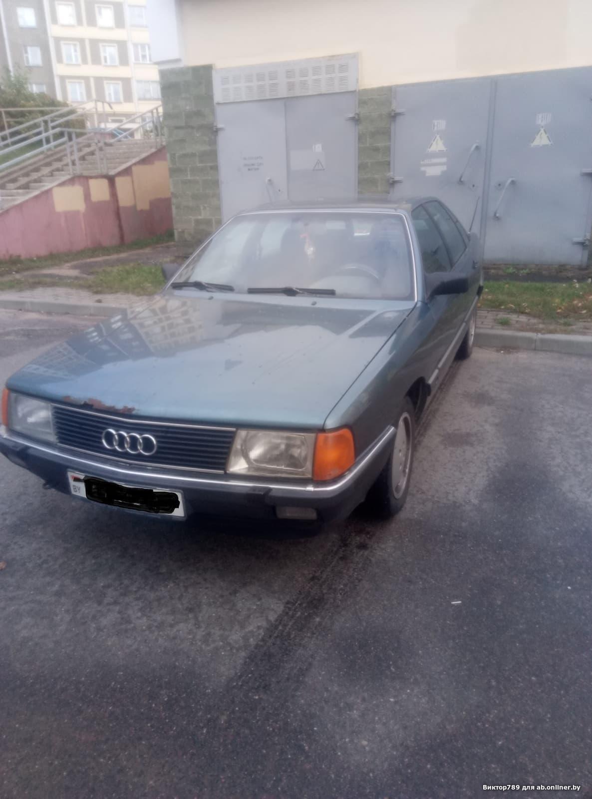 Audi 100 sl