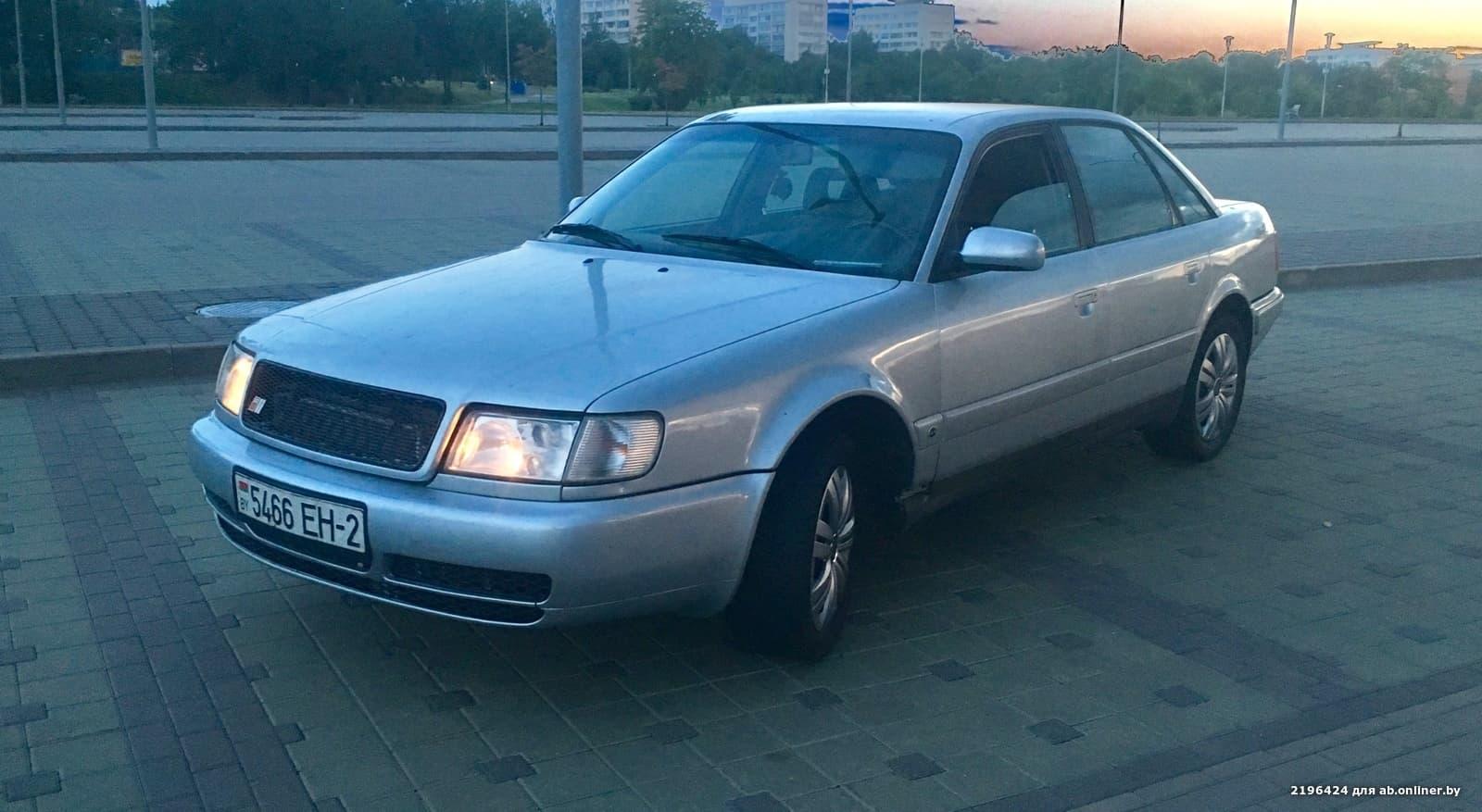 Audi 100 2.2  turbo AAN