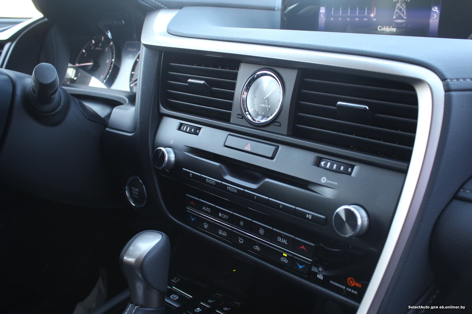 Lexus RX RX 300 AWD Black Royal