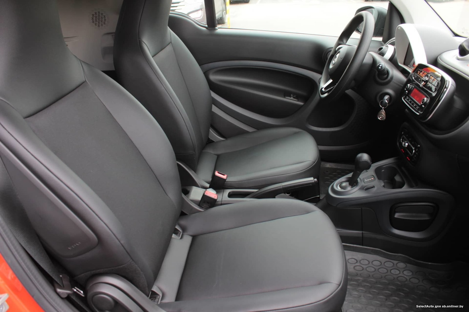 Smart Fortwo Купе
