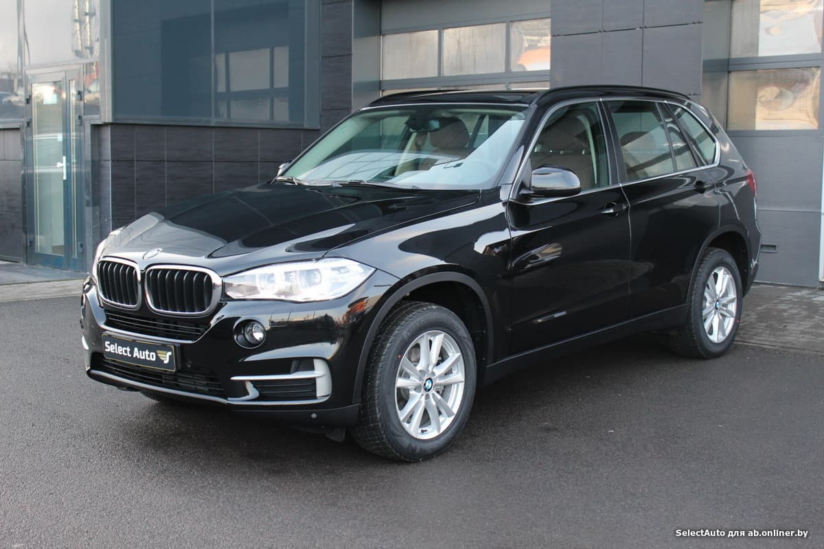 BMW X5 xDrive 25d Business с НДС