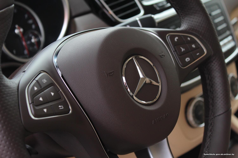 Mercedes GLE300