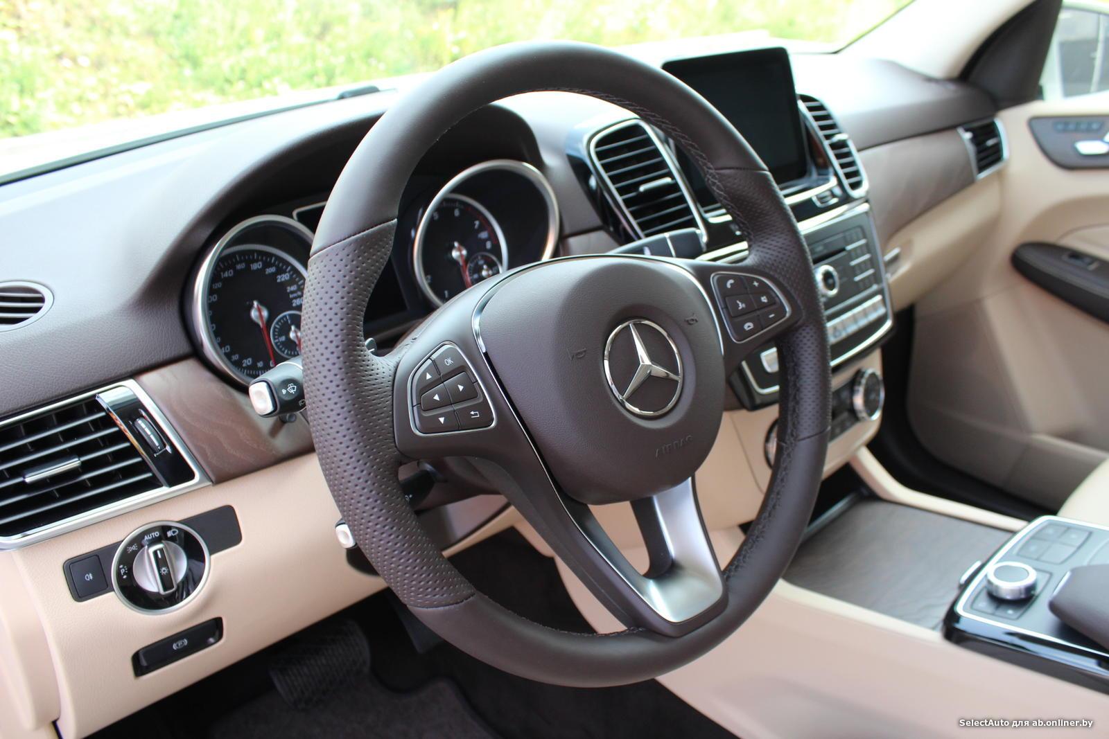 Mercedes GLE400 4MATIC с НДС