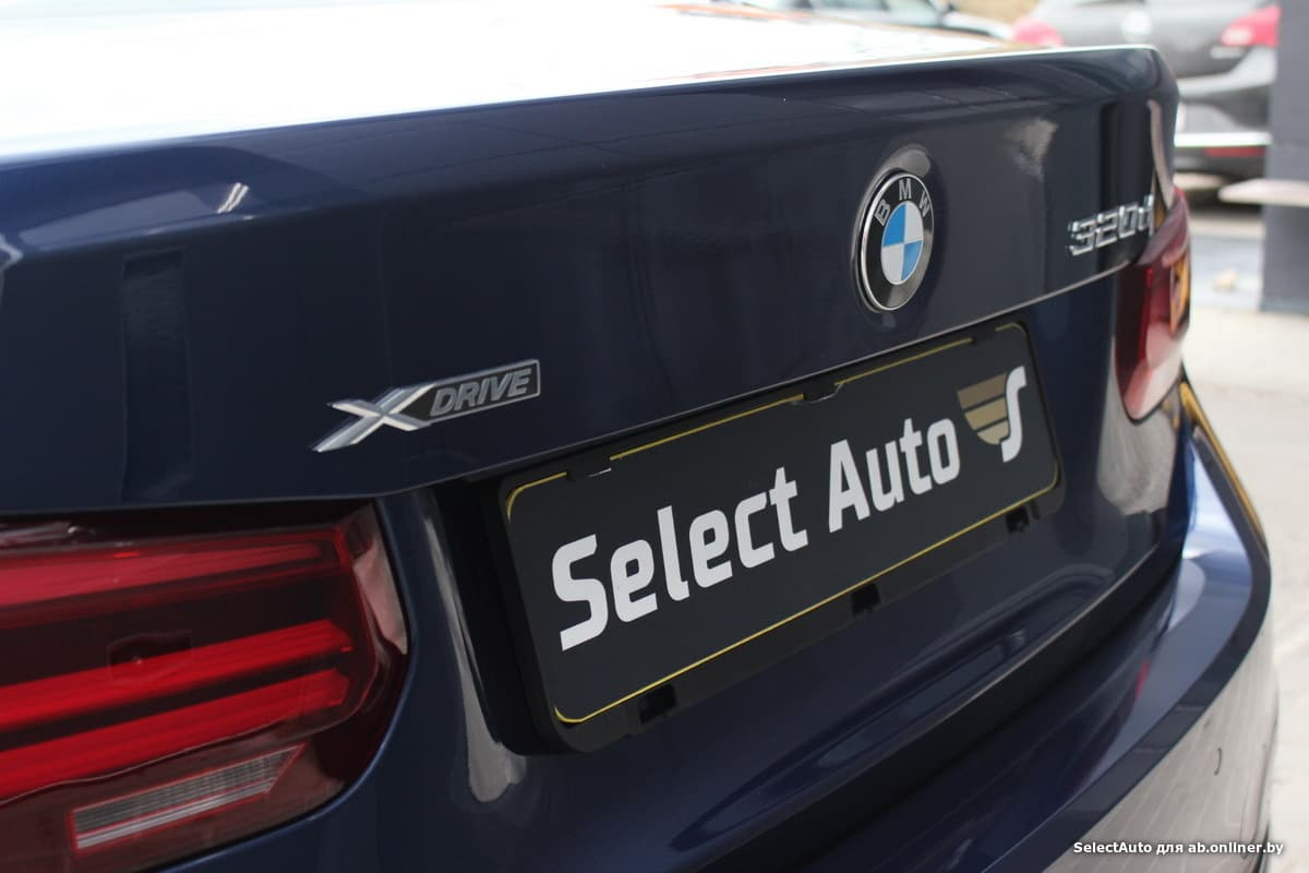 BMW 320 d xDrive Sport Line с НДС