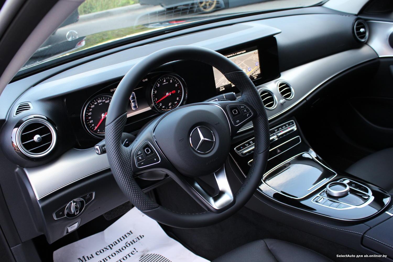Mercedes E200 c НДС