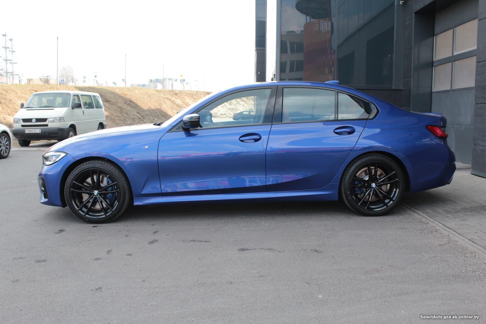 BMW 320 d xDrive G20