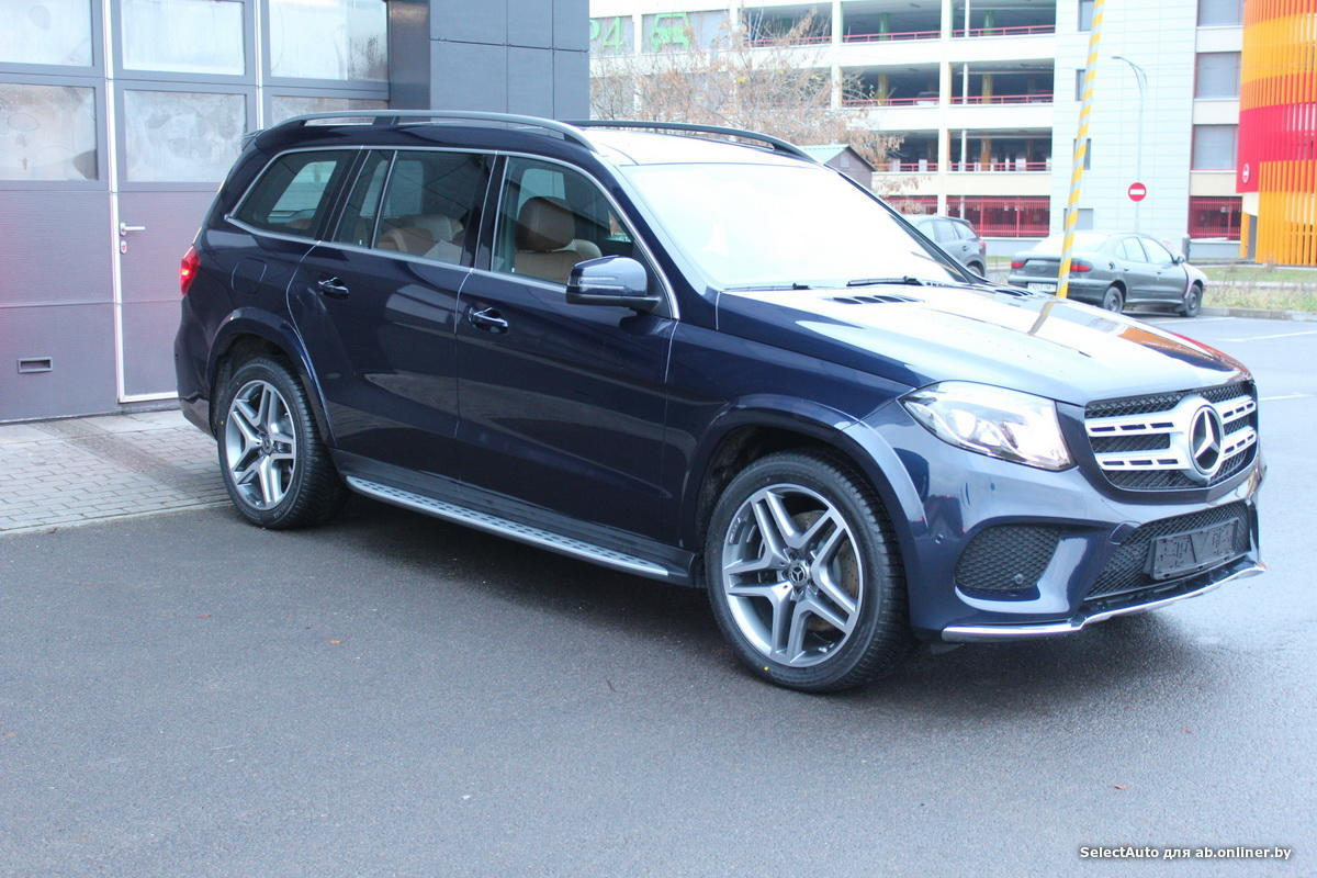 Mercedes GLS400 4MATIC с НДС