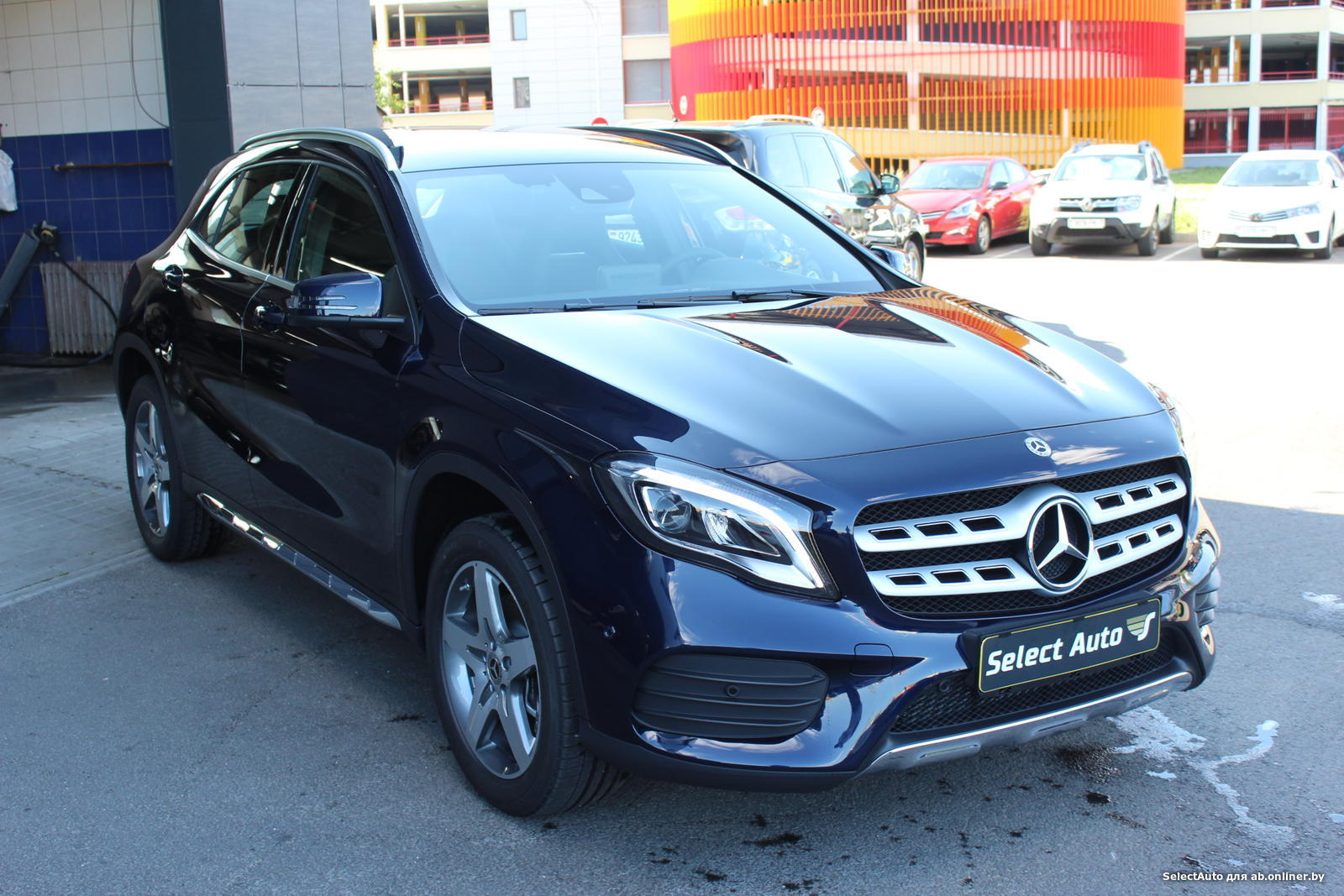 Mercedes GLA250 4MATIC с НДС