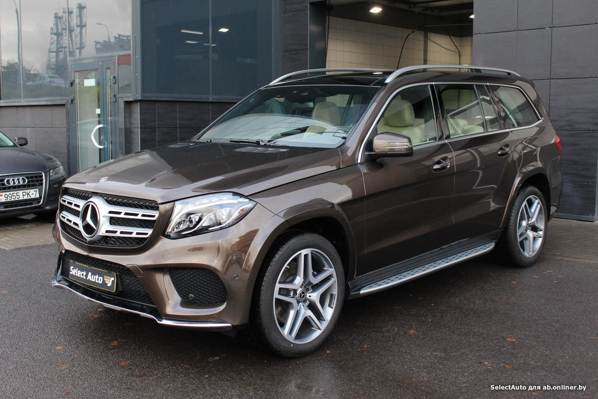 Mercedes-Benz GLS350 d с НДС