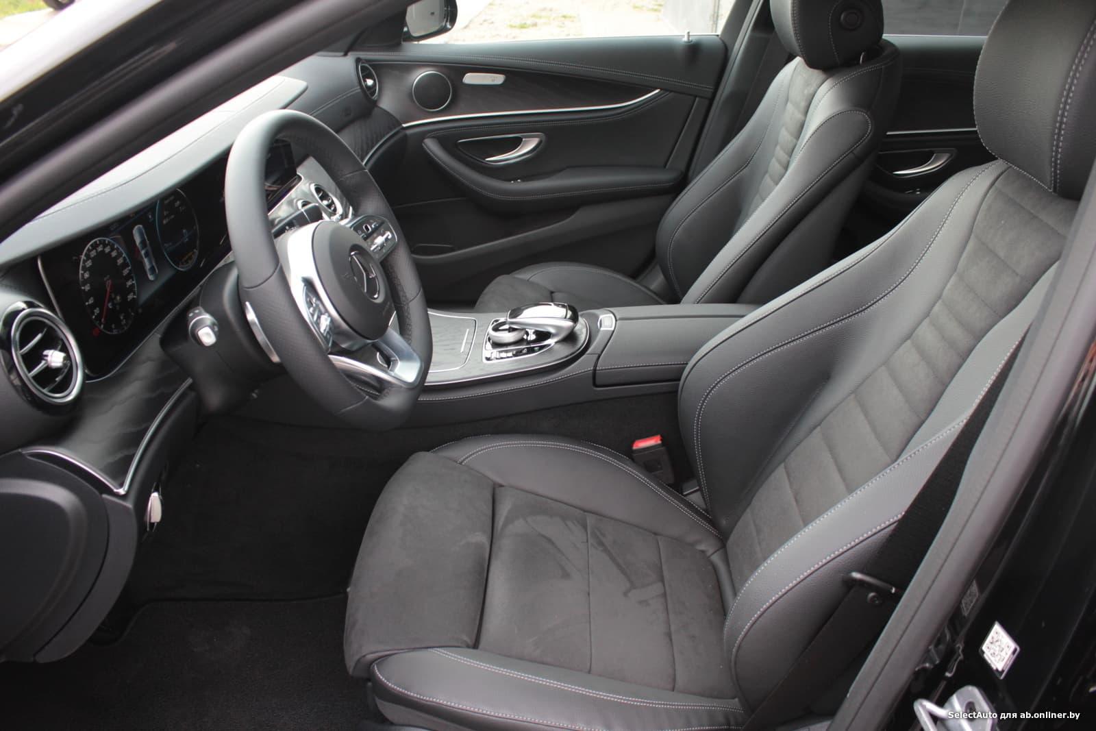 Mercedes-Benz E200 4MATIC Sport