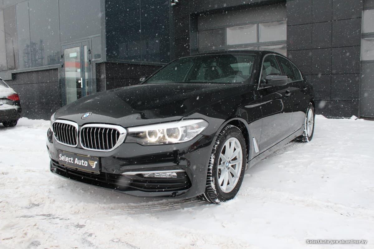BMW 520 d с НДС