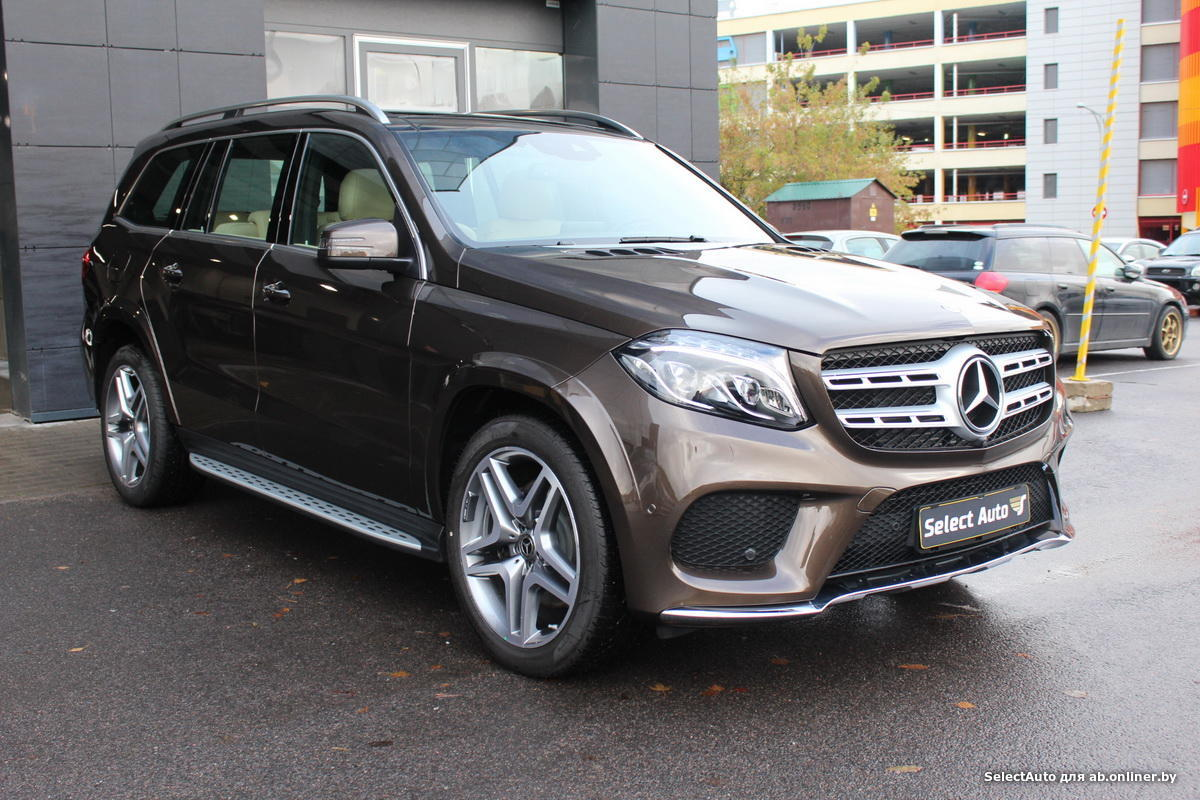 Mercedes-Benz GLS350 d с НДС