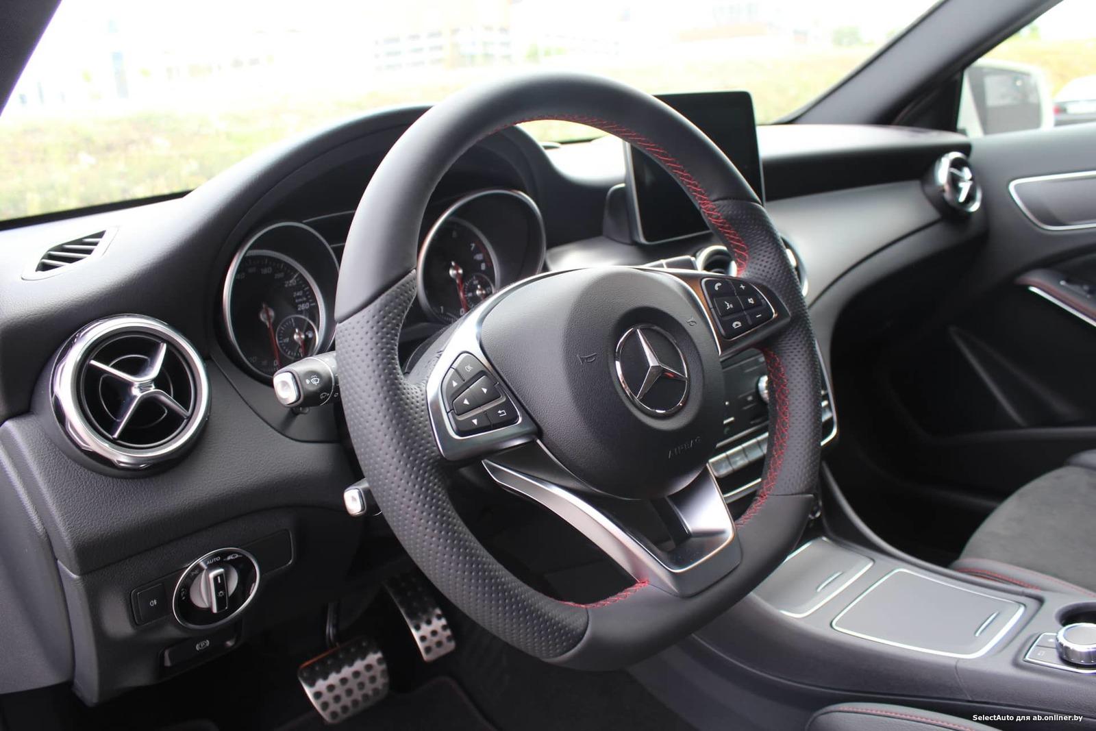 Mercedes-Benz GLA250 4Matic