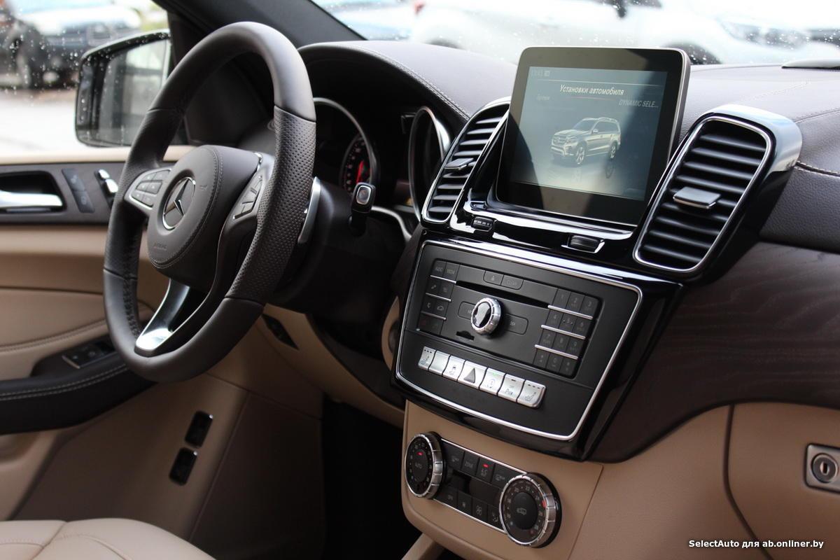 Mercedes GLS350 d с НДС