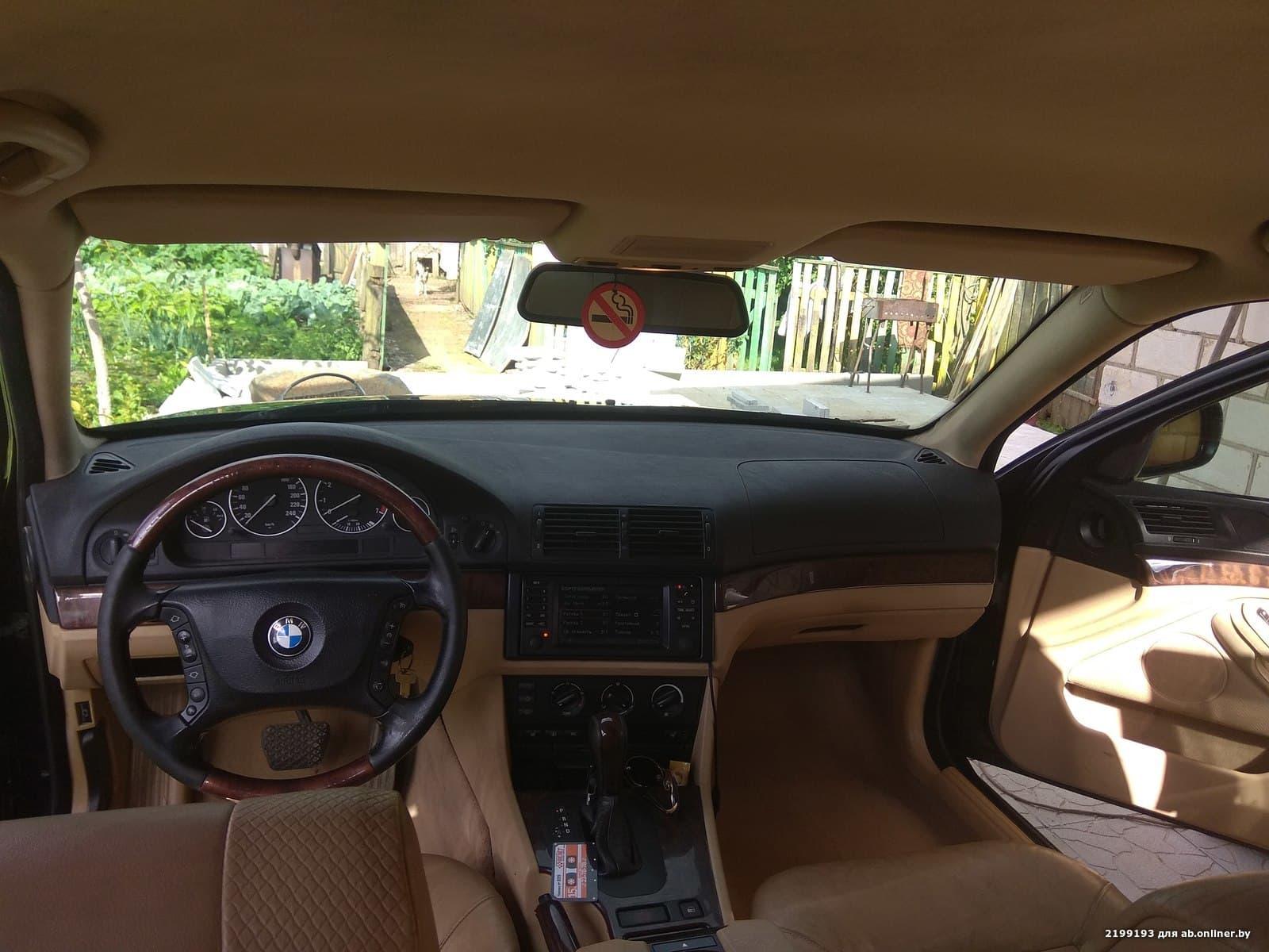 BMW 530 Е39