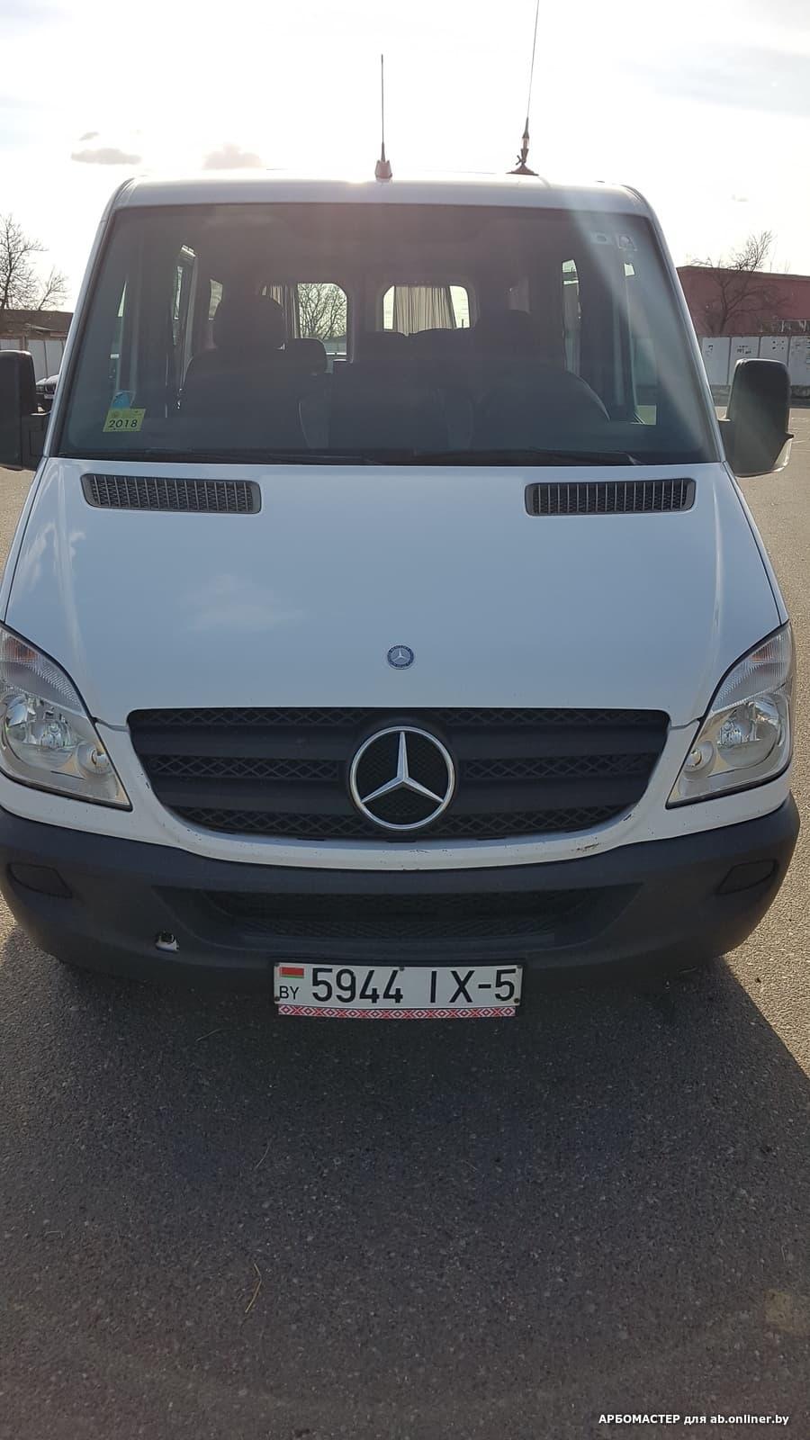 Mercedes-Benz Sprinter 213