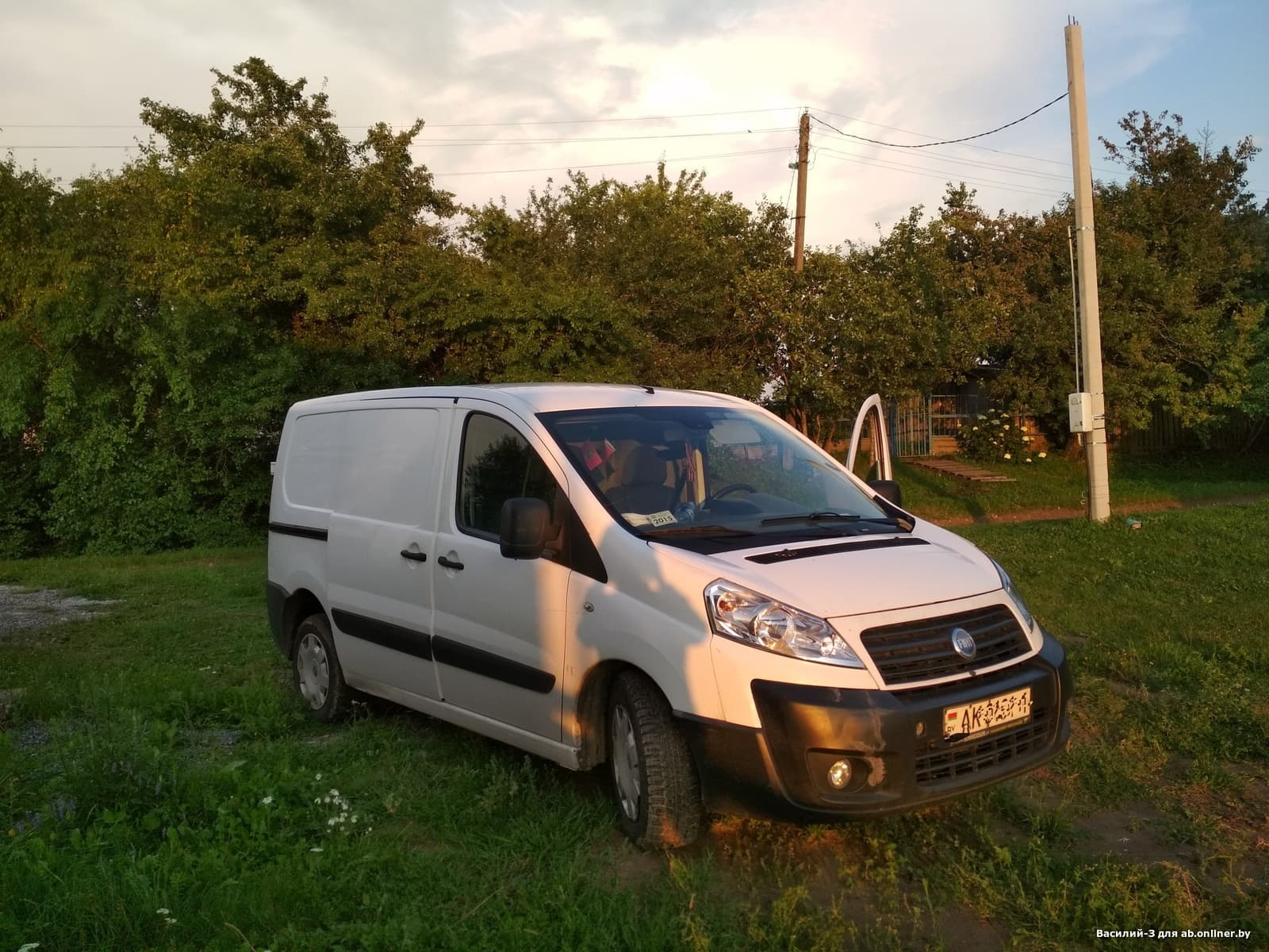 Fiat Scudo 90 Multijet