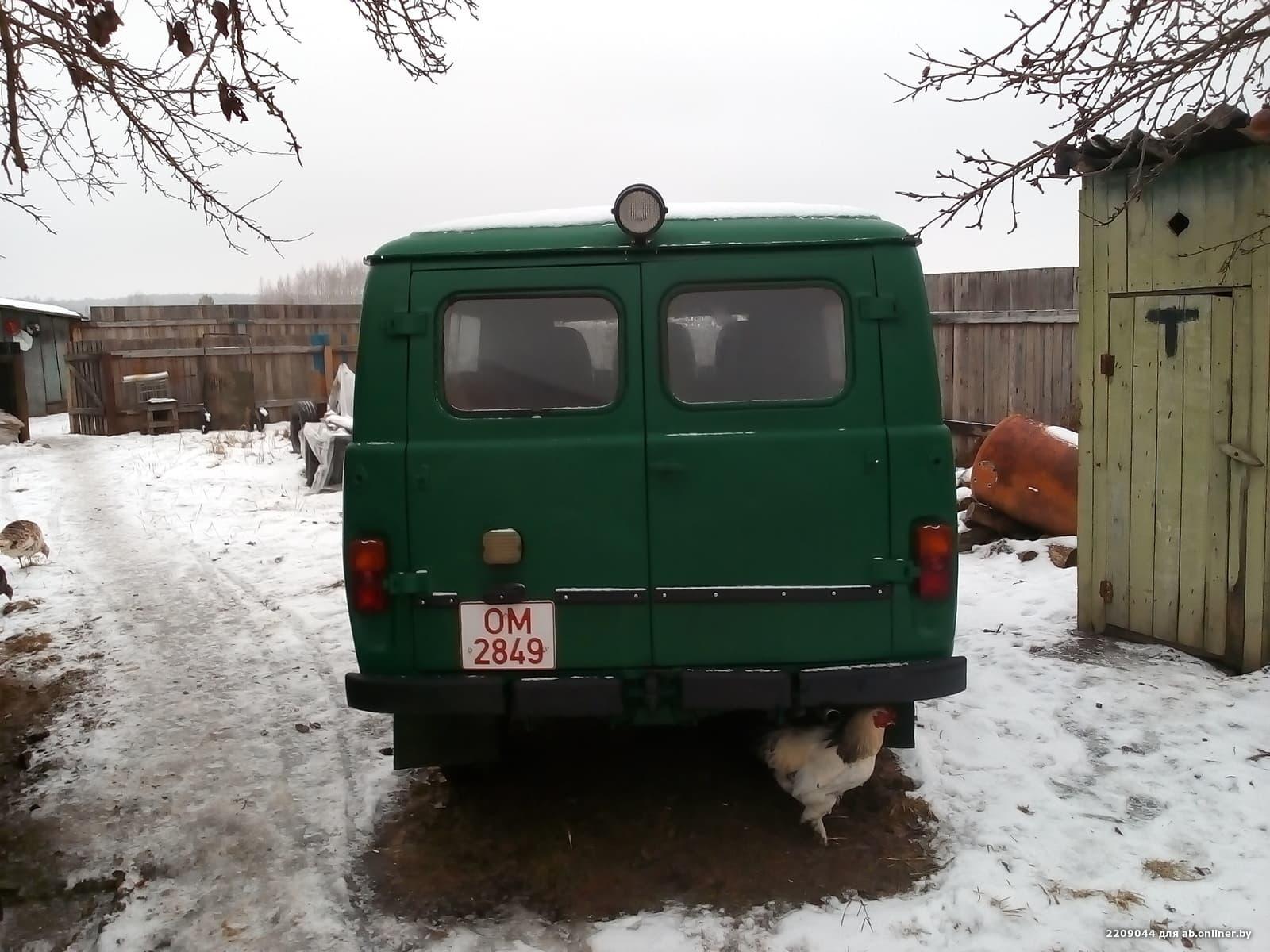 УАЗ 31514 уаз