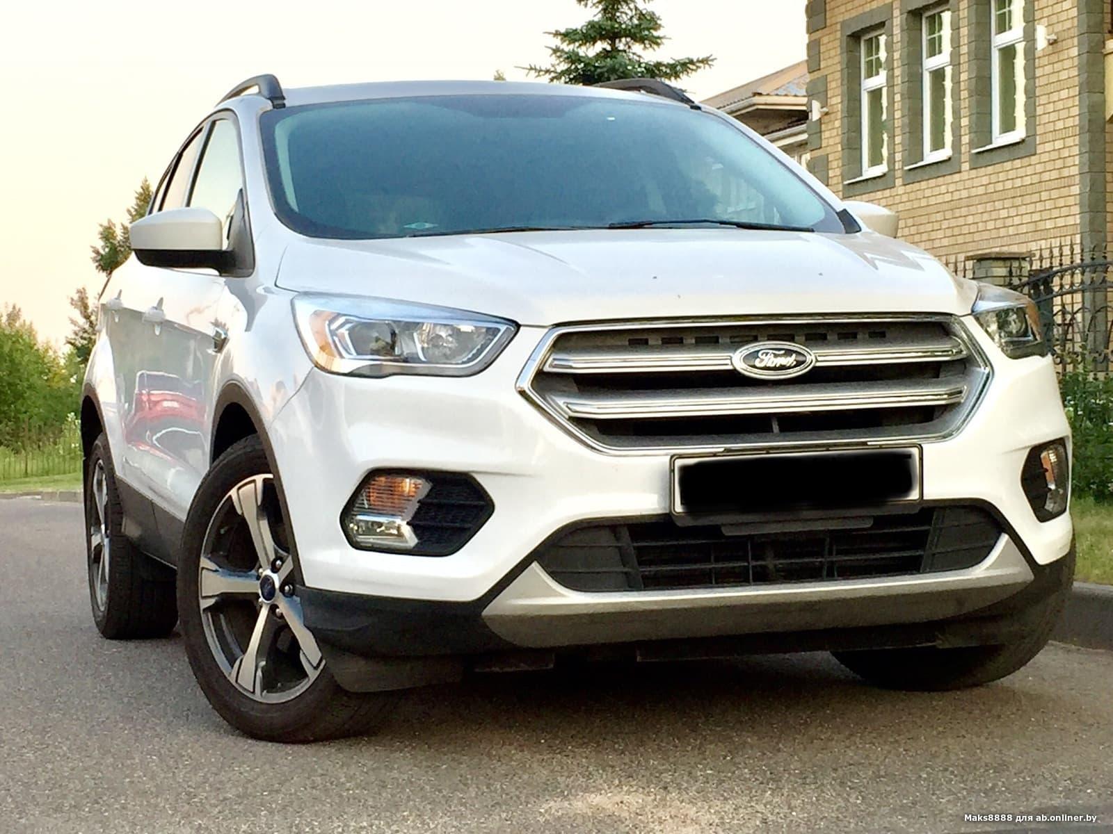Ford Kuga Sport SE