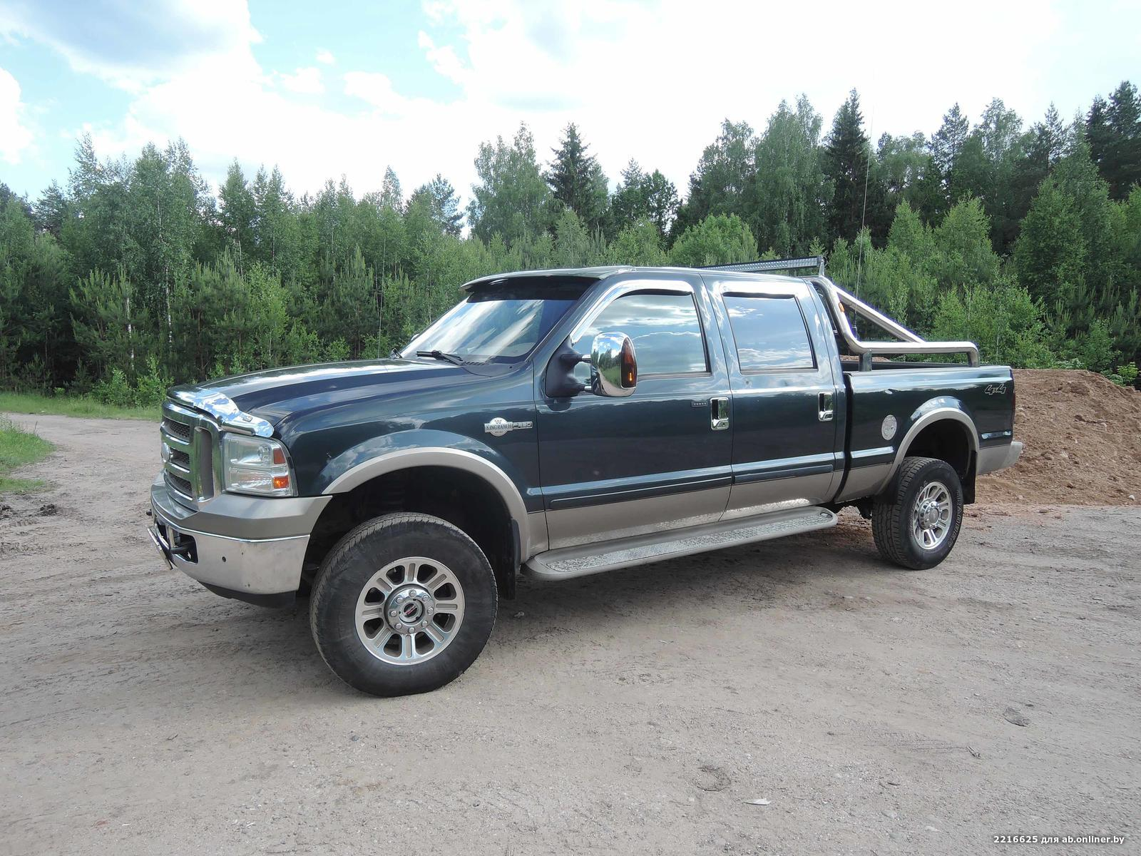 Ford F250 KING RANCH LARIAT SUPER DUTY