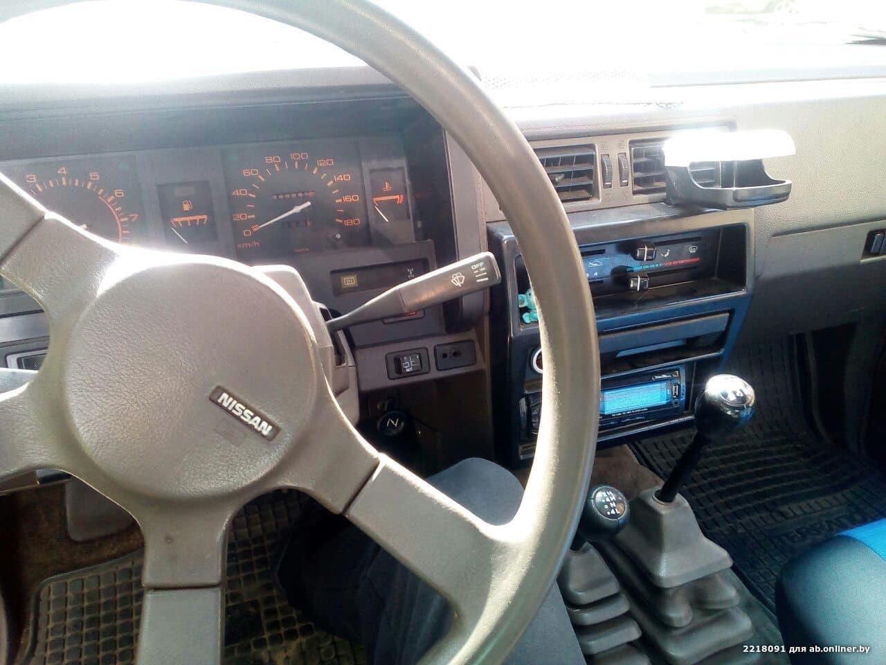 Nissan Terrano 4wd