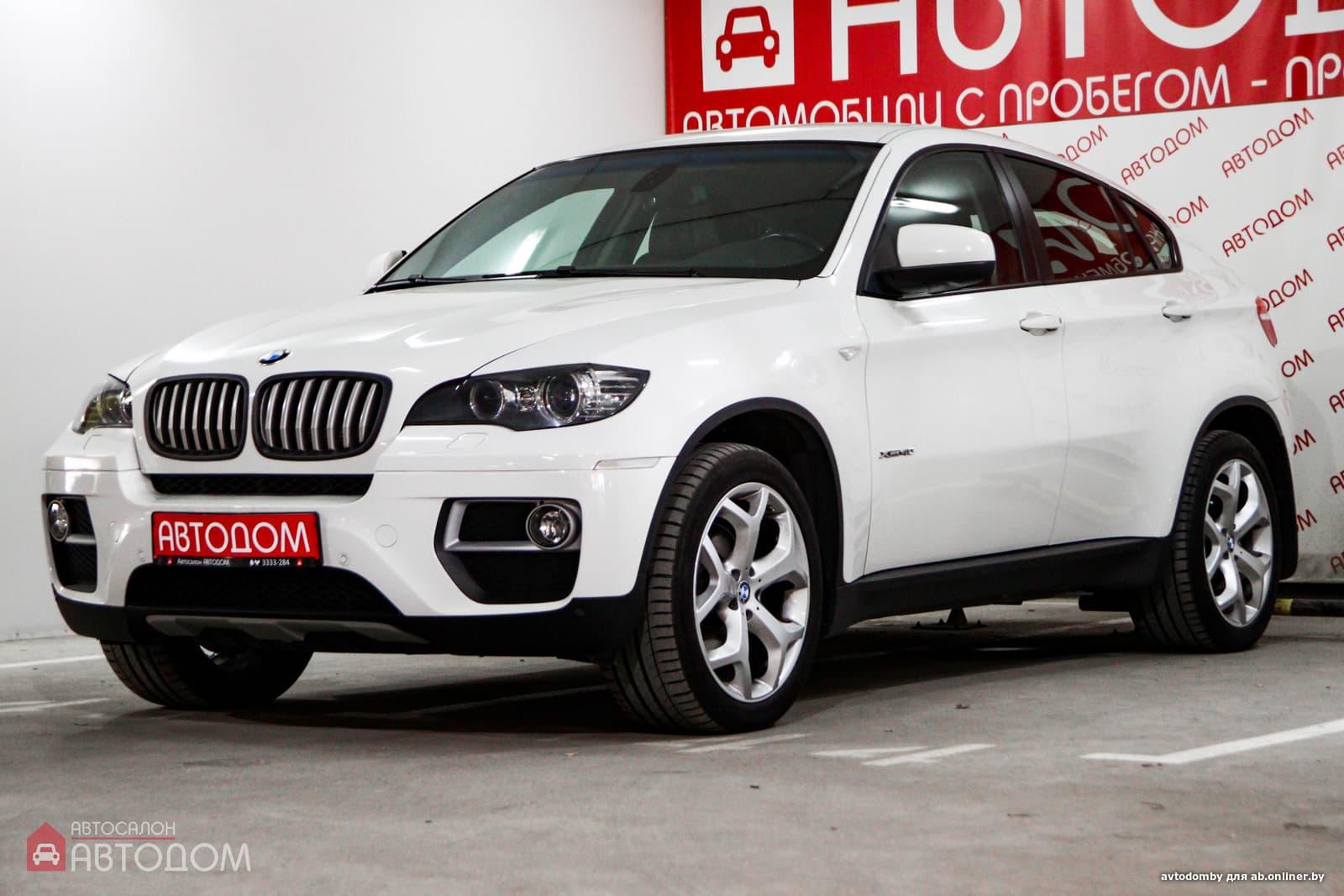 BMW X6 E71