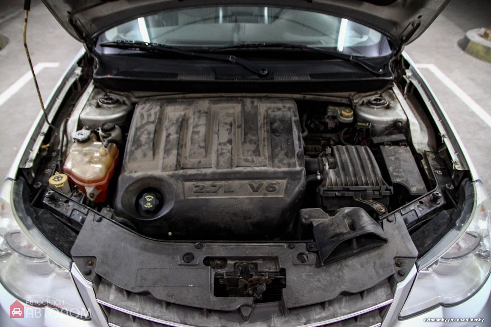 Chrysler Sebring III